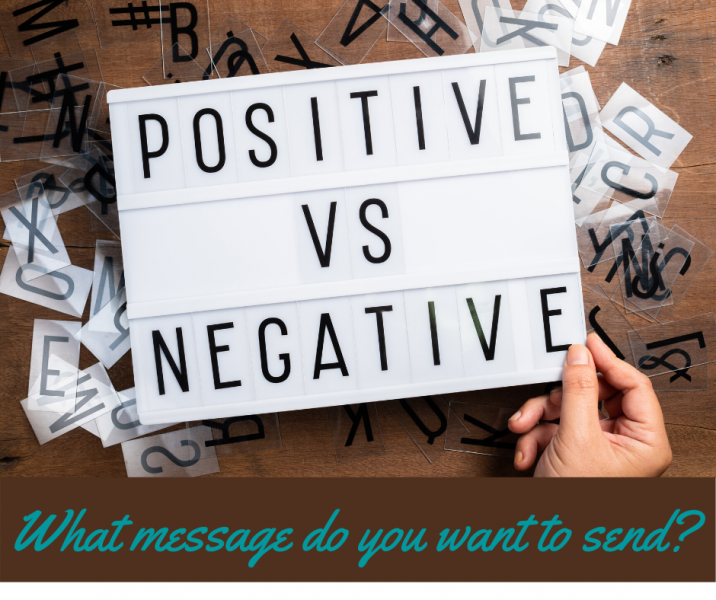 Negative-or-Positive-Message