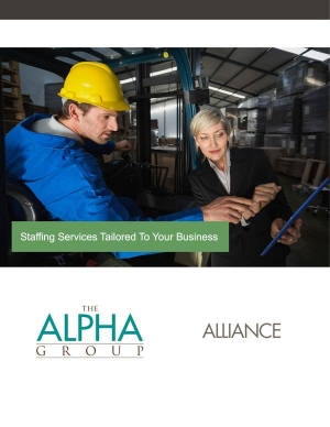 Alpha Group Staffing Services Overview