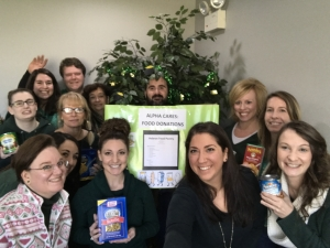 Alpha Cares: March is National Nutrition Month